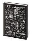 Stil Diář 2020 LYRA A5 týdenní - Coffee