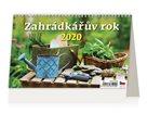 Kalendář stolní 2020 - Záhradkářův rok