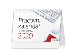 Kalendář stolní 2020 - Pracovní kalendář