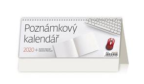 Kalendář stolní 2020 - Poznámkový kalendář