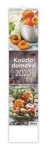 Kalendář nástěnný 2020 - Kouzlo domova