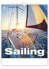 Kalendář nástěnný 2020 - Sailing