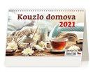 Kalendář stolní 2021 - Koulo domova
