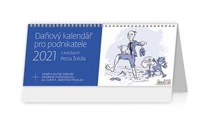 Kalendář stolní 2021 - Daňový kalendář pro podnikatele
