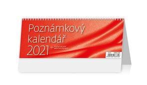 Kalendář stolní 2021 - Poznámkový kalendář OFFICE