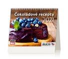 Kalendář stolní 2021 - MiniMax Čokoládové recepty