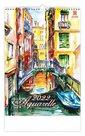 Kalendář nástěnný 2022 Exclusive Edition - Aquarelle