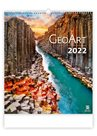 Kalendář nástěnný 2022 Exclusive Edition - Geo Art