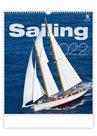 Kalendář nástěnný 2022 Exclusive Edition - Sailing