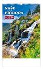 Kalendář nástěnný 2022 - Naše příroda