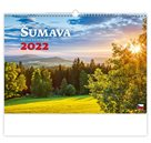 Kalendář nástěnný 2022 - Šumava