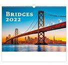 Kalendář nástěnný 2022 - Bridges