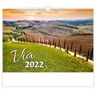 Kalendář nástěnný 2022 - Via
