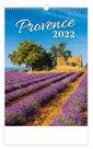 Kalendář nástěnný 2022 - Provence