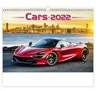 Kalendář nástěnný 2022 - Cars