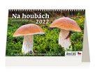 Kalendář stolní 2022 - Na houbách