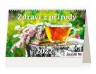 Kalendář stolní 2022 - Zdraví z přírody