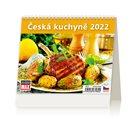 Kalendář stolní 2022 - MiniMax Česká kuchyně