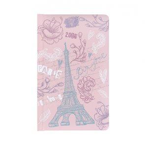 Albi Diář 2019 kapesní týdenní - Eiffelova věž