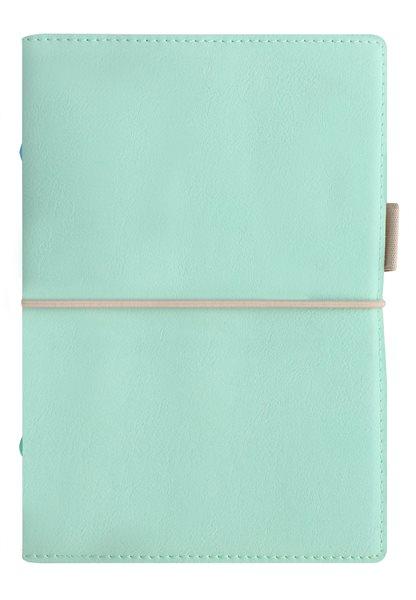 Filofax Kroužkový diář 2020 Domino Soft osobní - pastelově zelený