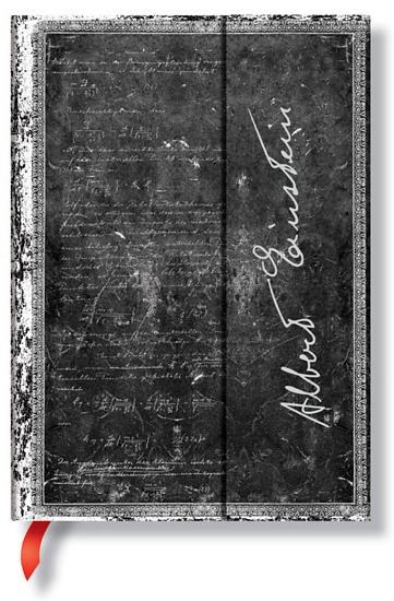 Paperblanks Diář 2016 Albert Einstein Midi týdenní horizontální - 13x18 cm