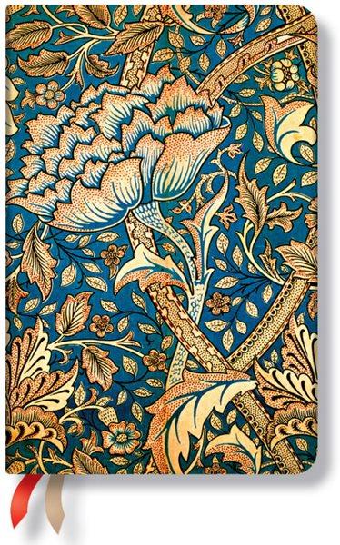 Paperblanks Diář 2016 Morris Windrush Micro týdenní horizontální - 7x9 cm