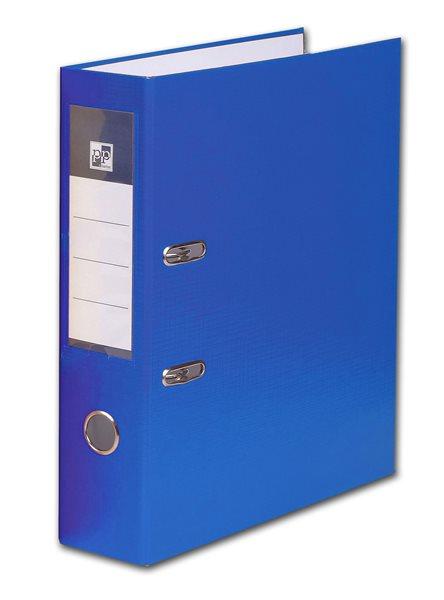 PP Pákový pořadač plastový A4 PP 7cm - modrý
