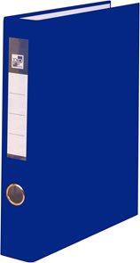 PP 4 kroužkový pořadač plastový A4 PP 4cm - modrý