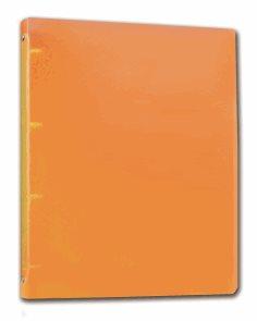 PP Pořadač 4kroužek Opaline A4 2cm - oranžová