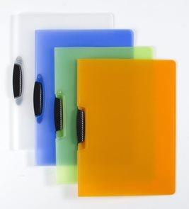 PP Proficlip A4 PP Opaline 500 mikronů - oranžová