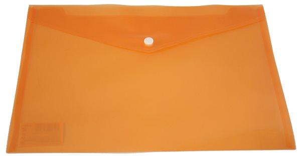 Karton PP Desky s drukem A4 Opaline - oranžové