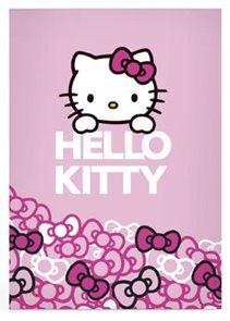 Sešit A5 20 l. linkovaný 523 - Hello Kitty