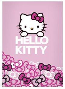 Karton PP Blok A5 - Hello Kitty