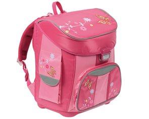 Školní batoh Premium - Motýlci