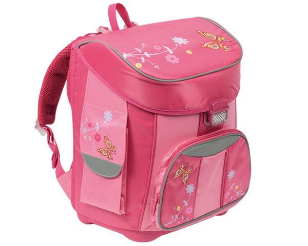 Školní batoh Premium - Motýlci, Sleva 25%