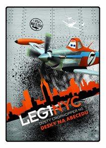 Karton PP Desky na abecedu -  Planes/ Letadla