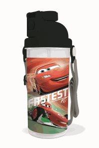 Karton PP Láhev na pití 650 ml - Cars 2014