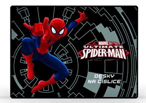 Desky na číslice - Spiderman 2014
