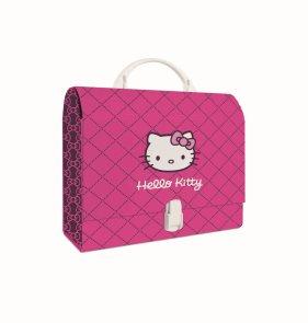 Karton PP Dětský kufřík MIDI - Hello Kitty 2014