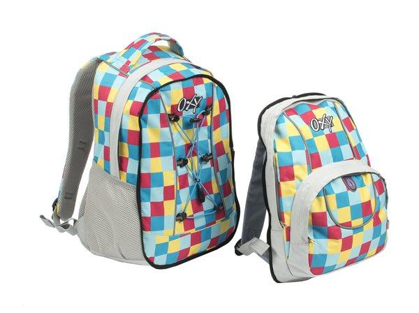 Studentský batoh OXY Cool - Cubes