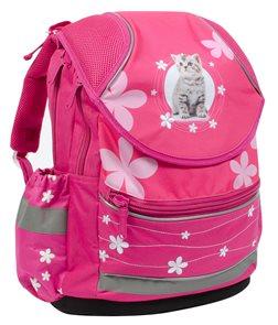 Školní batoh PLUS - Kočka