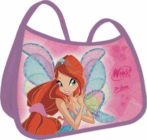 Taška přes rameno Fashion - Winx