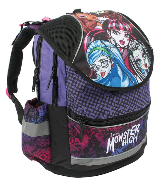 Školní batoh PLUS - I am Monster High, Sleva 10%