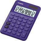 Casio Kalkulačka MS 20 UC PL - fialová