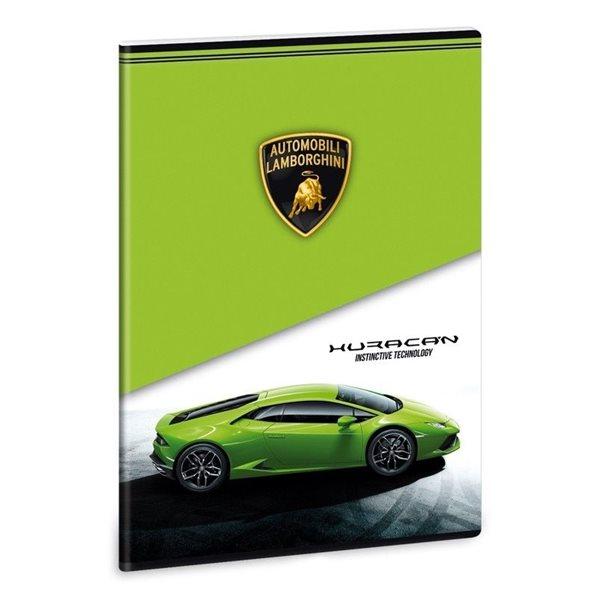Linkovaný sešit Ars Una A4 Lamborghini