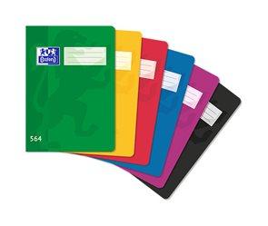 OXFORD Školní sešit 564 linkovaný - 60 listů A5