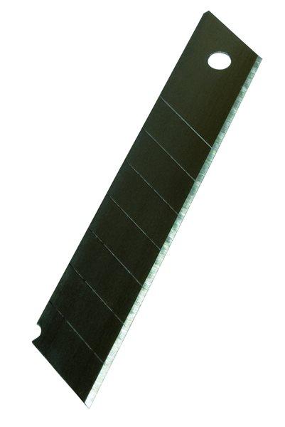 Náhradní břity do odlamovacího nože 100 × 18 mm, kov