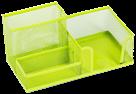 Drátěný stojánek víceúčelový Combo barevný - zelený