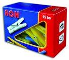 RON Kolíček barevný mix 35 mm - 15 ks