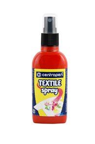 Centropen Barva na textil ve spreji 110 ml - červená